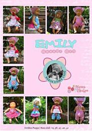 Mamu Design - Emily doll PDF