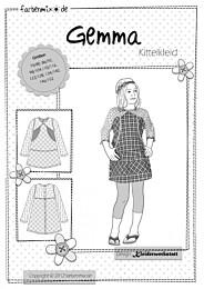 Farbenmix Gemma patroon jurk of tuniek