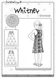 Farbenmix Whitney tricot zomerjurk