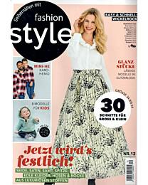Fashion Style 12 2020