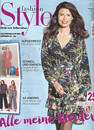 Fashion Style - Februar 2019 Deutsch (
