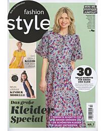 Fashion Style - Juli 2019