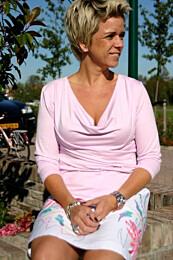 It's Afits 1029 tricot jurk en top met draperie effect