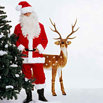 Knipmode 0512 - 25 Kerstmannenpak