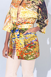 Knipmode 1605 - 22 KimonoJasje