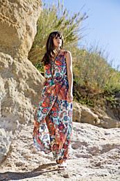 Knipmode - 1506 - 11 Maxi-jurk