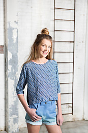 Knippie 0217 - 26 Top