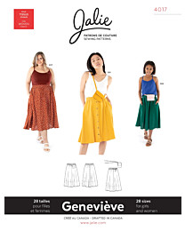 Jalie - 4017 GENEVIÈVE