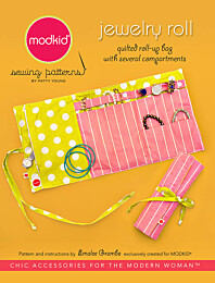 Modkid - jewelry roll