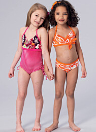 Kwiksew - 4168 Bikini, badpak