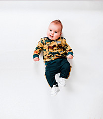 Knipkids 0120 - 4 Sweater