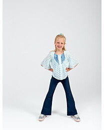 KNIPkids 0520 - 11 - Flared Legging