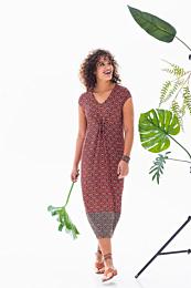 Knipmode maart 2019 - jurk 13