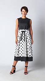 Knipmode maart 2019 - jurk 22