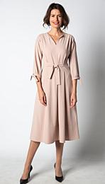 Knipmode februari 2019 - jurk 12