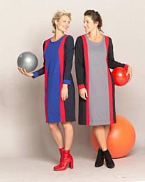 Knipmode februari 2019 - jurk 9
