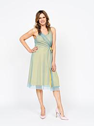 Knipmode 0719 - 16 jurk