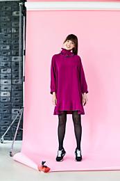 knipmode december 2019 - jurk 17