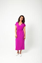 Knipmode 0320 - 21 jurk