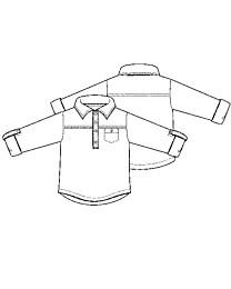 Knippie 0213 - 30 Poloshirt
