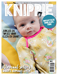 Knippie nummer 2 - april/mei 2018