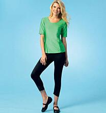 KwikSew 4044 shirt en legging