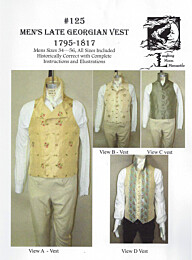 Laughing Moon Mercantile 125 vest