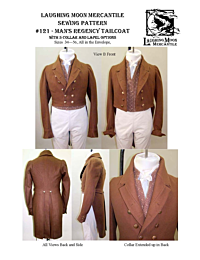 Laughing Moon Mercantile 121 tailcoat
