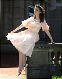 Edelweiss Liesl's Dancing Dress Sound of Music