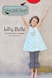 Violette Field Threads Lilly belle Omkeerbaar schortje en legging
