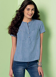 McCall's - 7360 Blouse