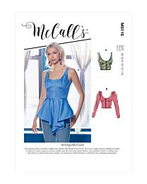 McCall's - 8116 Indigo