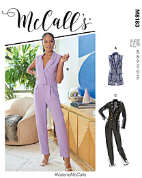 McCall's - 8183 Valerie