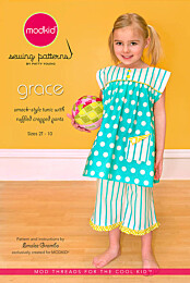 Modkid Grace tuniek en broek