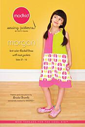Modkid Morgan tricot jurk