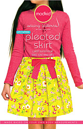 Modkid - Pleated skirt