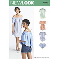 New Look 6512