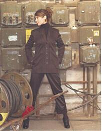 PC00-481 Enkellange broek