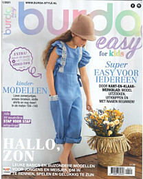 Burda Easy for Kids nr. 1 2021