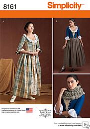Simplicity - 8161 Kostuum