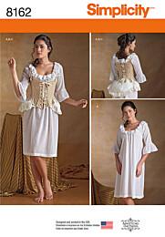 Simplicity - 8162 Onderkleding