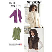 Simplicity 8218