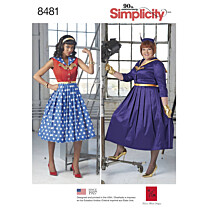Simplicity 8481