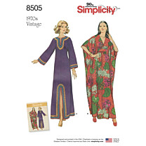 Simplicity 8505