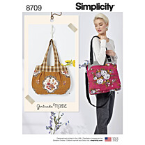 Simplicity 8709