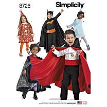 Simplicity 8726