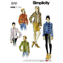 Simplicity 8741