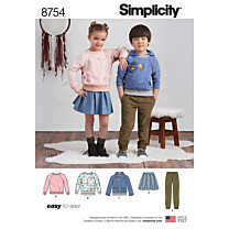 Simplicity 8754