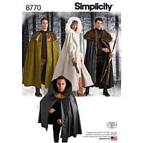 Simplicity 8770