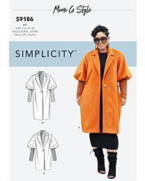 Simplicity 9186